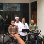 Wiranto Hanya 1 Hari Di RS, Jokowi: Dia Ingin Segera Pulang