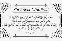 Sholawat munjiyat