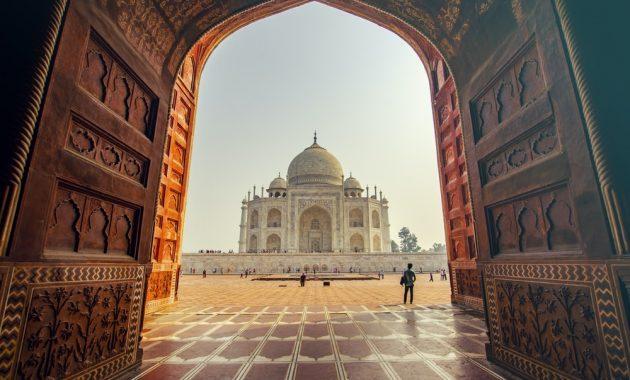 Cerita Taj Mahal