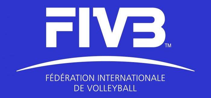 Logo Induk Permainan Bola Voli dunia FIVB