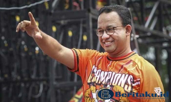 Gubernur Anies: Supporter yang Bentrok Harus Ditindak Secara Hukum