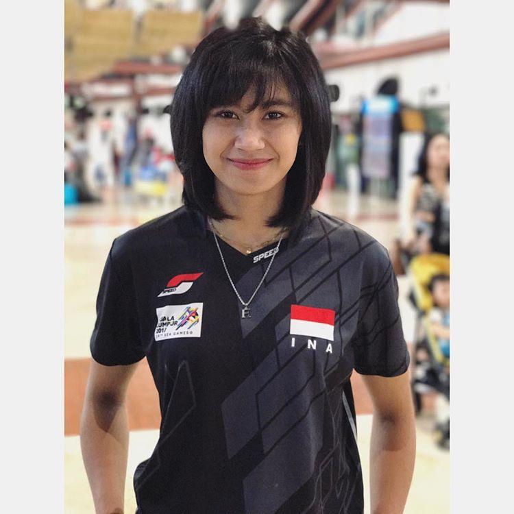Hany Budiarti Atlet Voli Indonesia