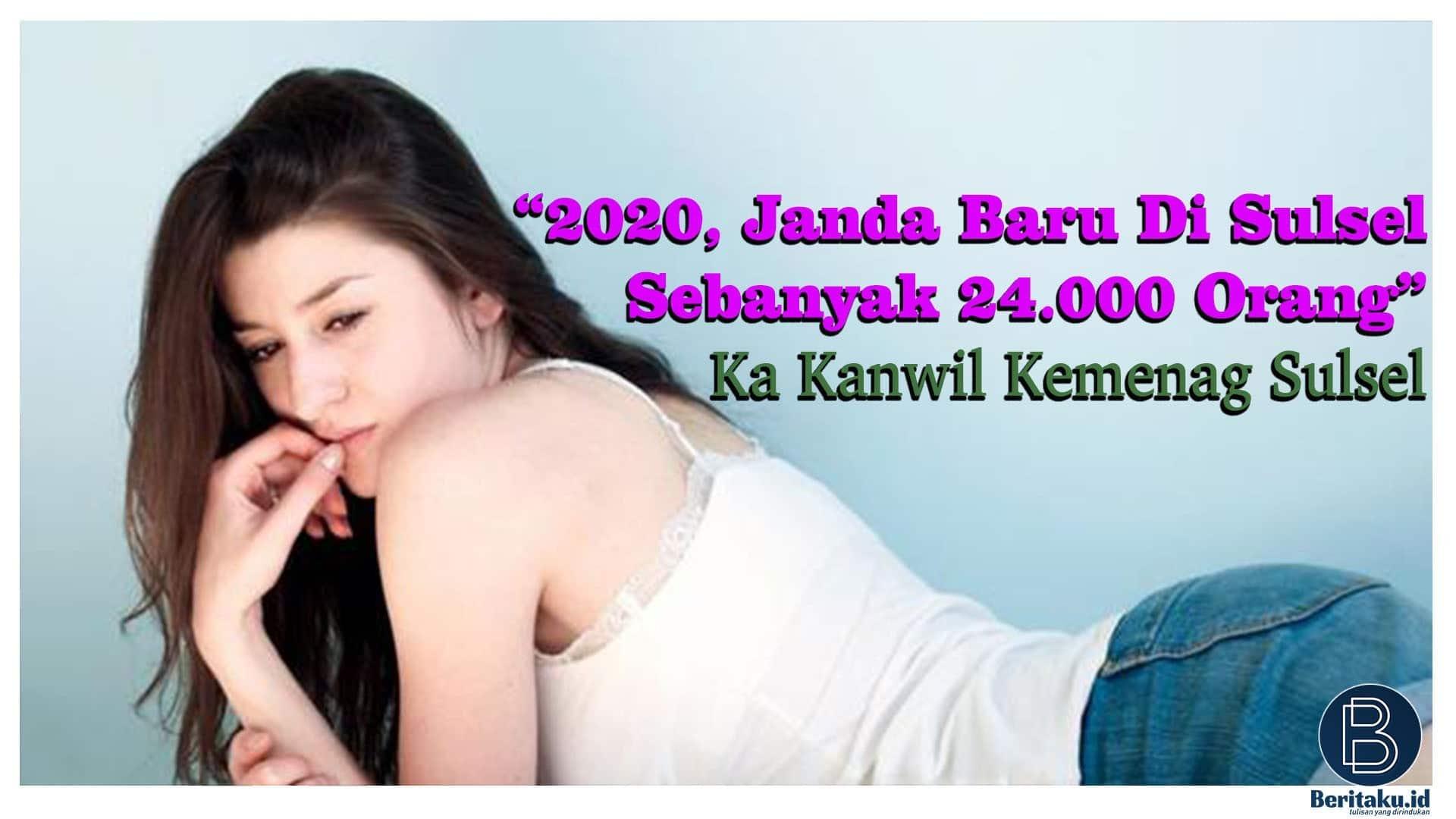 """""""Ganas"""", 24.000 Janda Di Sulsel Di Awal Tahun"""