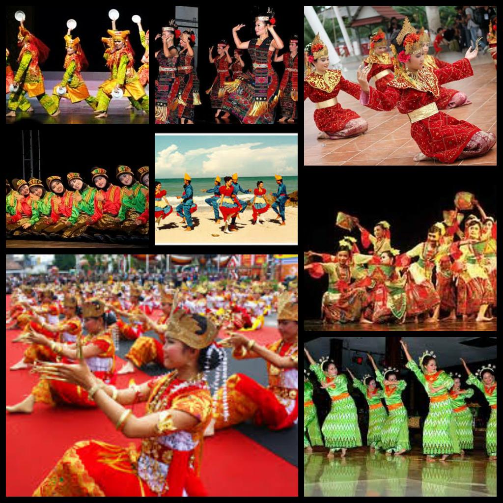 Kecantikan Suku di Pulau Sumatera