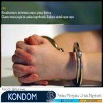 Kondom Ditemukan Dilokasi Penggerebekan