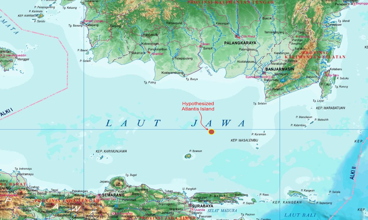 Laut jawa - Zona Nerotik