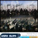 Perang Zaman Rasulullah Nabi Muhammad SAW, Bersama Muhajirin Tanpa Ketakutan Dengan Semangat Aqidah