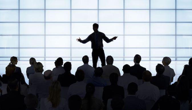 Komunikasi Publik Speaking