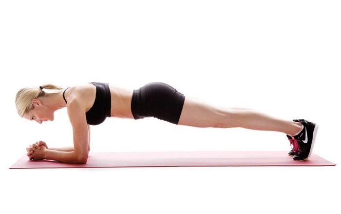 Plank Olahraga Ringan