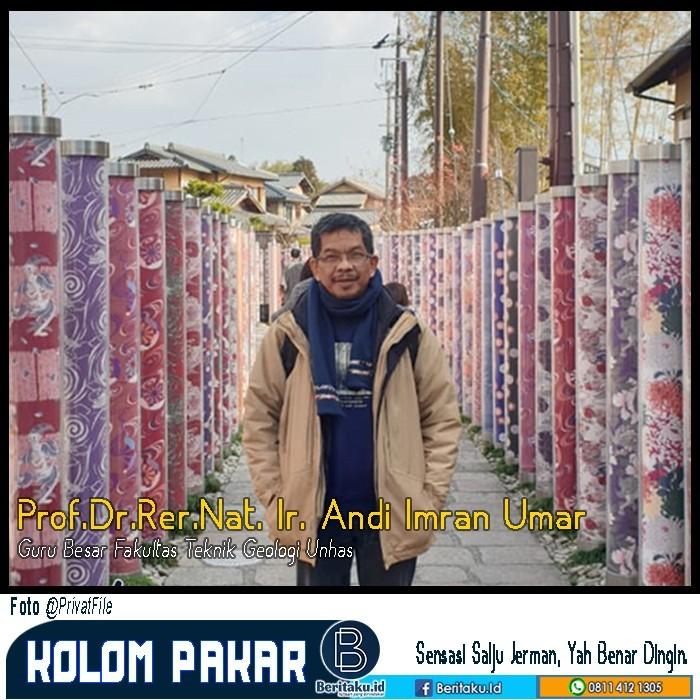 Doktor Kampung Halaman Prof. Dr. Rer. Nat. Ir. A. Imran Umar