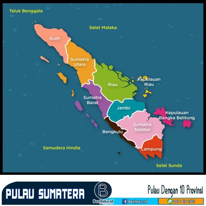Mengenal Pulau Sumatera