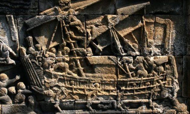 Kerajaan Maritim  Sriwijaya
