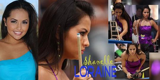 Shanelle Loraine Atlet Dunia