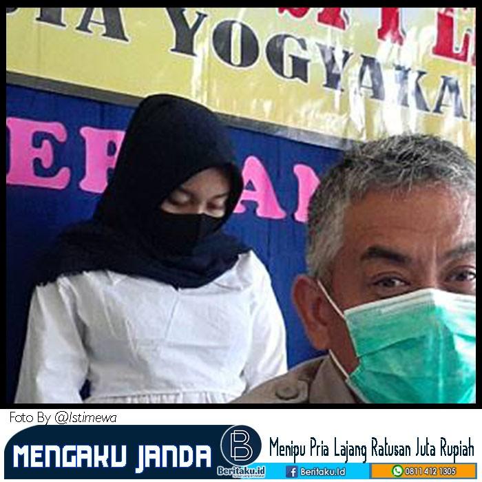 Rayuan Janda Muda Di Bantul Djogjakarta, Korban Rugi Ratusan Juta