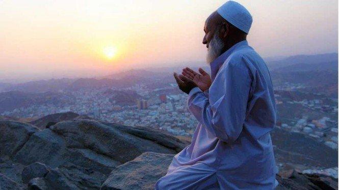 Pribadi Yang Tenang Setelah Berdoa