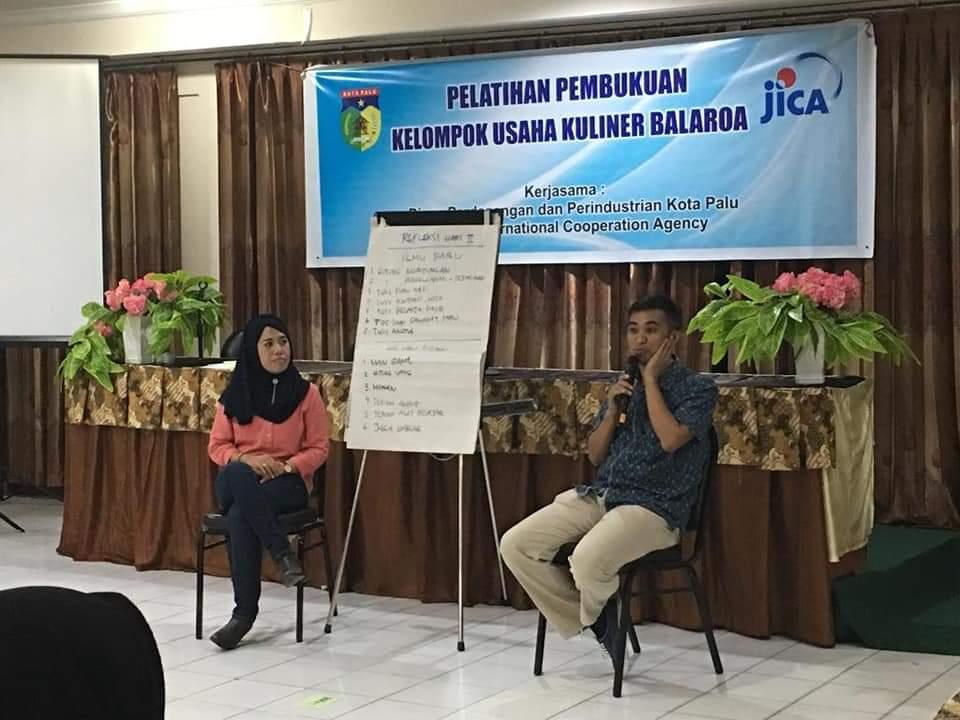 Abdul Azis Untuk Desa Tamaona 2020