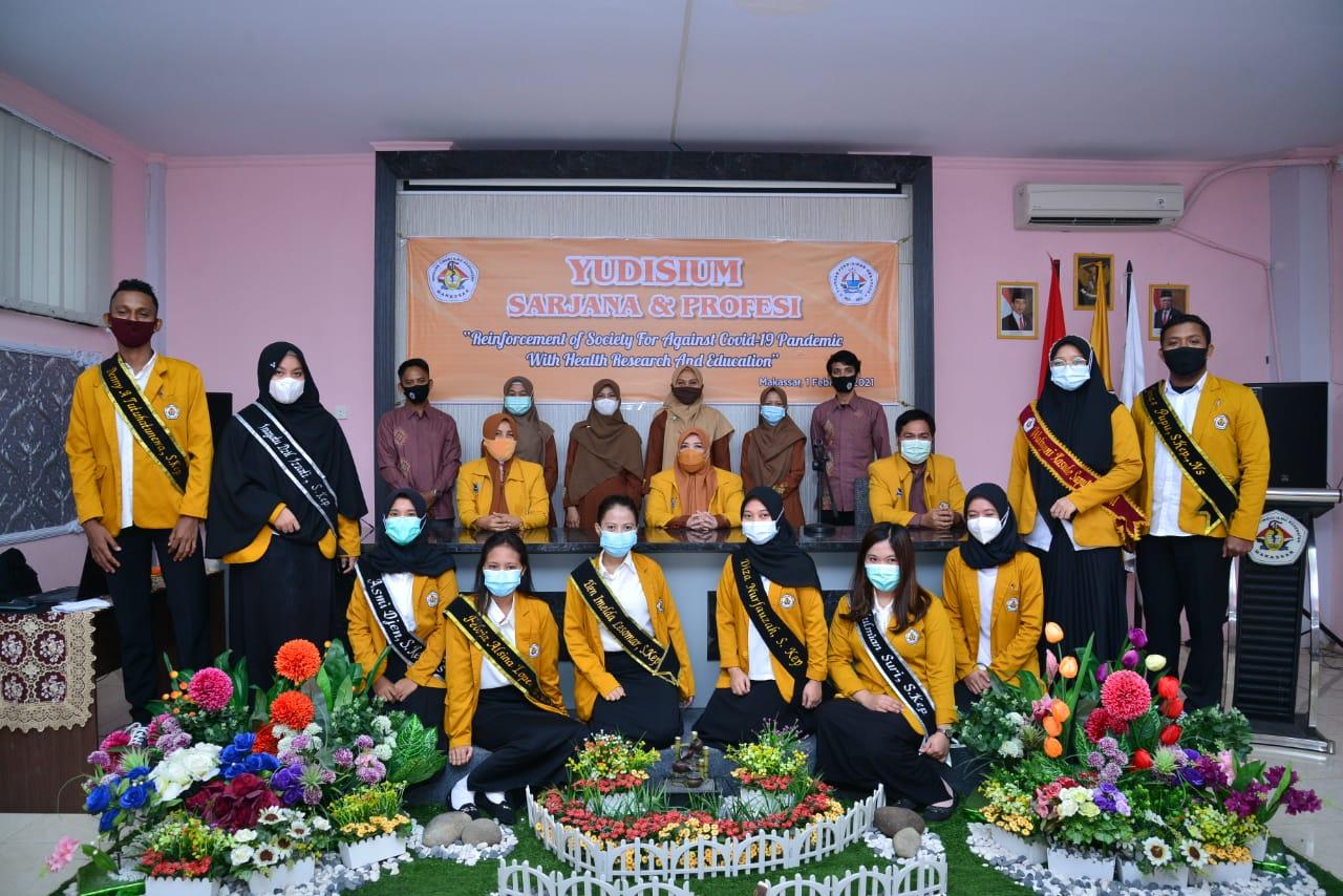 Yudisium STIK Makassar