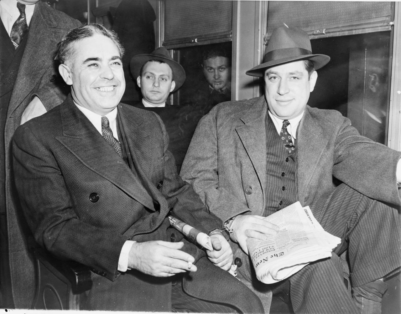 Sejarah Pemimpin Murder, Inc, Mafia Kelas Kakap