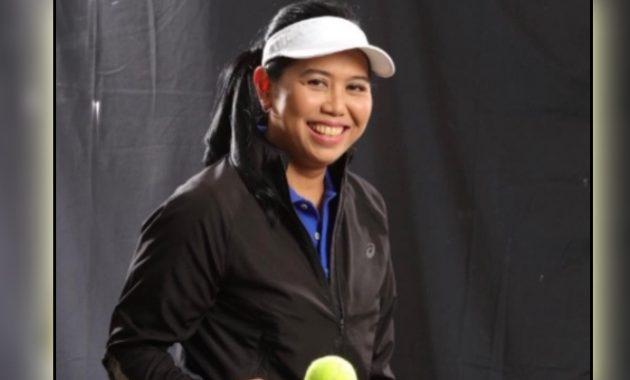 Atlet tenis wanita Indonesia yang melegenda