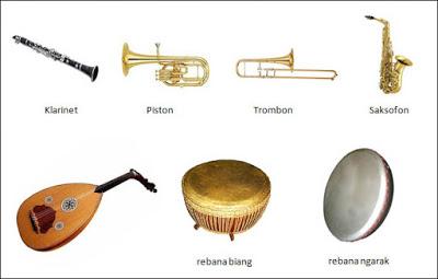 Alat Musik Tradisional Tanjidor