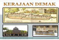 Kerajaan Demak di Jawa Tengah