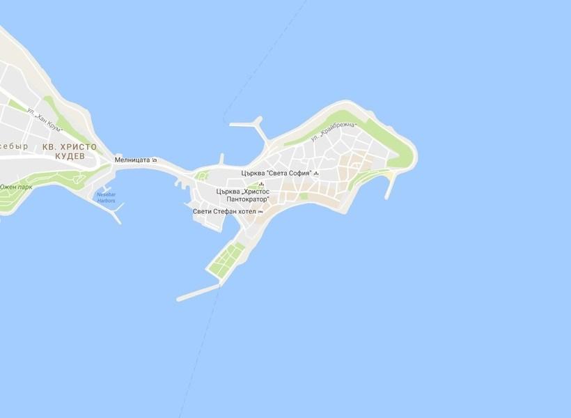 Laut lepas Nessebar